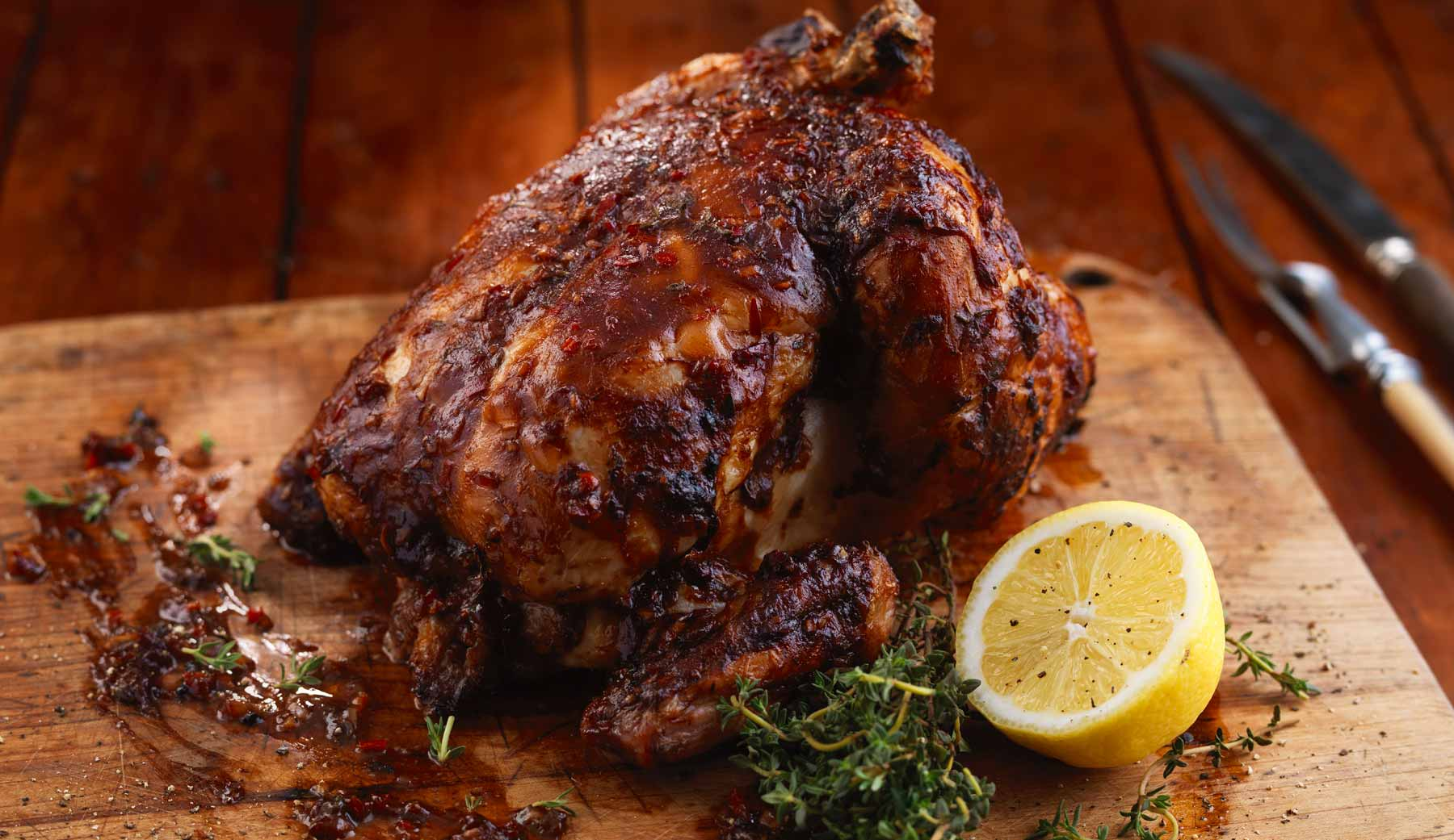 Crabbies Ginger beer can chicken